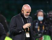 إصابة ستيفانو بيولى مدرب ميلان الإيطالى بفيروس كورونا