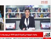 نشرة الحصاد من تليفزيون اليوم السابع.. مصر حافظت على معدلات النمو رغم أزمة كورونا