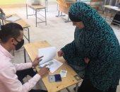 رئيس لجنة بمدرسة العروبة: إقبال ملحوظ من المواطنين على صناديق الاقتراع