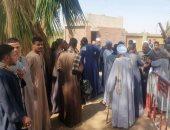 إقبال كبير وطوابير أمام لجان التصويت بانتخابات البرلمان.. أخبار مصر