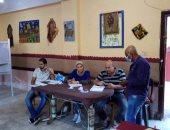انتظام التصويت بانتخابات مجلس النواب فى لجان الإسكندرية بعد انتهاء الراحة