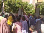 محافظ أسيوط يوجه باستمرار حملات تطهير وتعقيم لجان انتخابات البرلمان