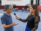 """انتشال التميمى لـ""""تليفزيون اليوم السابع"""": محمد رمضان وصل مهرجان الجونة وانتظروا نيللى كريم"""