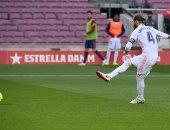 راموس يسجل هدف ريال مدريد الثانى ضد برشلونة فى الدقيقة 63.. فيديو وصور