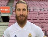 راموس يوجه رسالة إلى جماهير ريال مدريد بعد الفوز على برشلونة.. فيديو