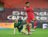التعادل 1-1 يحسم شوط مثير بين ليفربول وشيفيلد بالبريميرليج.. فيديو