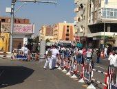 فتح لجان البحر الأحمر وبدء توافد المواطنين للإدلاء بأصواتهم.. صور