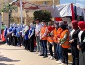 18 صورة ترصد الإقبال الكبير من الشباب على التصويت في اليوم الأول