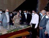 رئيس الوزراء يزور المتحف المصرى الكبير.. صور