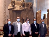 الانتهاء من 97% من الإنشاءات رئيس مجلس الوزراء يزور المتحف الكبير