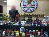 الداخلية تضبط أدوية مهربة جمركيا بشركة في القاهرة