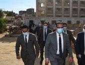 محافظ الفيوم يوجه بتوفير فريق طبى فى إحدى لجان انتخابات مجلس النواب