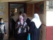 زحام على لجان انتخابات الجمرك بالإسكندرية بعد الاستراحة.. صور
