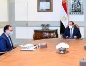 السيسي يوجه ببدء تنفيذ مبادرة مصر الرقمية لدعم التحول الرقمى للأداء الحكومى