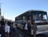 جامعة الإسكندرية تشارك طلابها ومنتسبيها فى انتخابات مجلس النواب