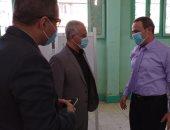 السكرتير العام مساعد ببنى سويف يتابع انتخابات مجلس النواب