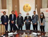 """بروتوكول تعاون بين وزارة التعليم و""""بنك القاهرة"""" لنشر الوعى البيئى بين الطلاب"""