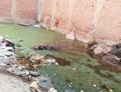 الشركة القابضة تشفط مياه الصرف الصحى من بشتيل في الجيزة استجابة لسيبها علينا