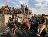 الجيش العراقى ينفى وجود معلومات حول مندسين فى الاحتجاجات
