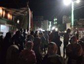 السيدات يتصدرن المشهد فى نهاية ثانى أيام انتخابات النواب بالوادى الجديد.. صور