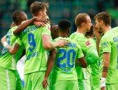 فولفسبورج يتخطى أرمينيا بيليفيلد بثنائية فى الدوري الألماني.. فيديو