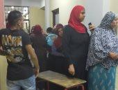 استمرار توافد الناخبين على لجان الجيزة قبل ساعات من إغلاق اللجان
