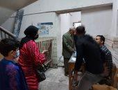 إقبال الناخبين على لجان الإسكندرية خلال الفترة المسائية لانتخابات النواب