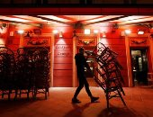 مدينة الأشباح.. الصمت يسود شوارع فرنسا بعد تطبيق حظر التجول.. ألبوم صور