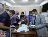 البيان الإحصائى للجنة انتخابية بالعمرانية: حصول قائمة من أجل مصر على 372 صوتا ونداء مصر 90