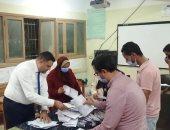 البيان الإحصائي للجنة 100 بكوم حمادة بالبحيرة: نداء مصر 468 صوتًا.. والقائمة الوطنية 121