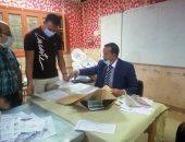 بيان إحصائى للجنة بالفشن يكشف حصول العمدة على 242 صوتا وحمدان أبو صقر 241