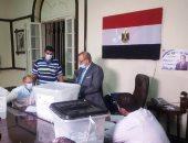 بيان إحصائى للجنة بالفيوم يكشف حصول قائمة من أجل مصر على 293 صوت ونداء مصر 157