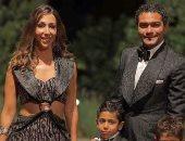آسر ياسين ليس الأول.. نجوم اصطحبوا أولادهم على السجادة الحمراء