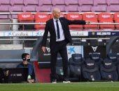 زيدان يعادل إنجاز مورينيو فى الكلاسيكو بعد فوز ريال مدريد على برشلونة