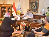 محافظ أسيوط يعتمد محضر جلسة استماع المخطط الاستراتيجى العام لمدينة الفتح
