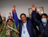 رئيس بوليفيا المنتخب يتولى منصبه الجديد رسميا