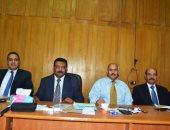 اللجنة العامة بإسنا تعلن حصول نداء مصر على 42245 صوتا والقائمة الوطنية 35237