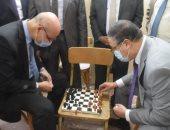 أكثر من 160 لاعبا من17 محافظة يشاركون ببطولة المناطق للشطرنج أون لاين