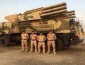 إصابة 3 مدنيين عراقيين جراء القصف الصاروخى بمحيط السفارة الأمريكية ببغداد