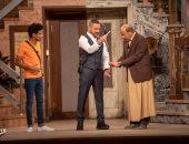 """دياب يتألق على مسرح نجيب الريحانى فى عروض """"اللوكاندة"""" وإشادة كبيرة من الجمهور"""