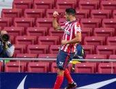 سواريز يغيب عن أتلتيكو مدريد فى موقعة برشلونة بسبب كورونا.. رسميا