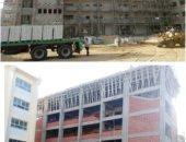 إنشاء وتطوير 7 مدارس بمركز ومدينة ديرب نجم بـ63 مليونا و300 ألف جنيه