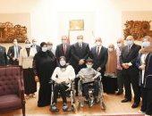 تكريم أوائل جامعة الزقازيق من ذوى الهمم بحضور المحافظ ووزير القوى العاملة