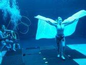 كيت وينسلت تحت الماء في أول صورة لها من كواليس فيلم Avatar 2