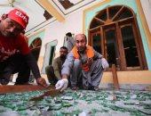 صور.. ارتفاع حصيلة ضحايا انفجار بمدرسة دينية فى باكستان لـ 8 قتلى و125 مصابا