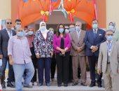 إفتتاح 4 مدارس بدمياط وعزبة البرج ورأس البر بتكلفة 31.144 مليون جنيه