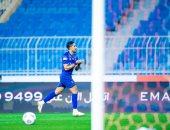 الهلال يتفوق على أبها 2-0 بالشوط الأول فى نصف نهائى كأس خادم الحرمين