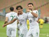 """الأهلي ضد النصر.. تعادل 1-1 فى شوط ناري بنصف نهائي كأس خادم الحرمين """"فيديو"""""""