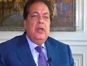 قناة العربية: النائب محمد أبو العينين يمتلك خبرة برلمانية وسياسية طويلة