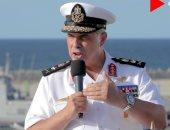قائد القوات البحرية: نصنع 3 فرقاطات حاليا منهم واحدة تدخل الخدمة قريبا